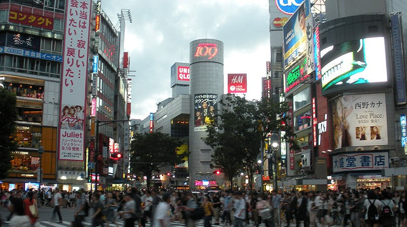 Shibuya Photo Tour